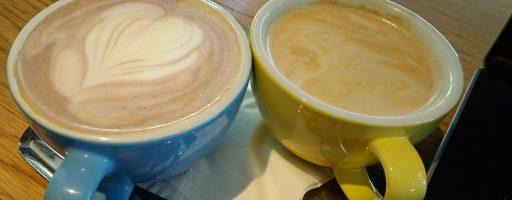 'נחת' – בית קפה על כיכר דיזנגוף