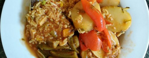 קיבוץ גלויות – תפוחי אדמה מרוקאים, במיה עיראקית ואורז תימני