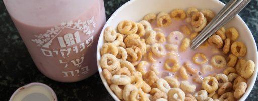 חלב ורוד