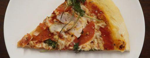 הגרביל הסגול – פיצה טבעונית מעולה!