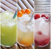 3 משקאות קיציים קלים להכנה
